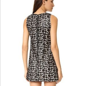clyde sequin shift dress- ALICE AND OLIVIA